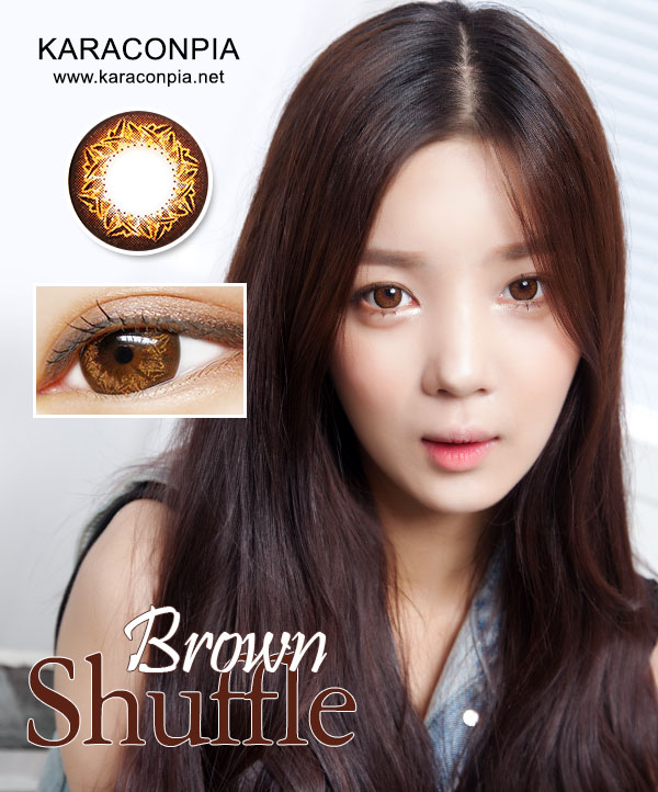 (CRAZY SALE) シャープルブラウン (Shuffle Brown) DIA 14.0mm (A005)