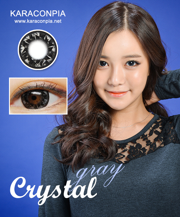 クリスタルグレー (Crystal Gray) DIA 14.0mm (A109)