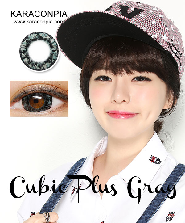 (CRAZY SALE III)キュービックプラスグレー (Cubicplus Gray) DIA 15.0mm (A136)