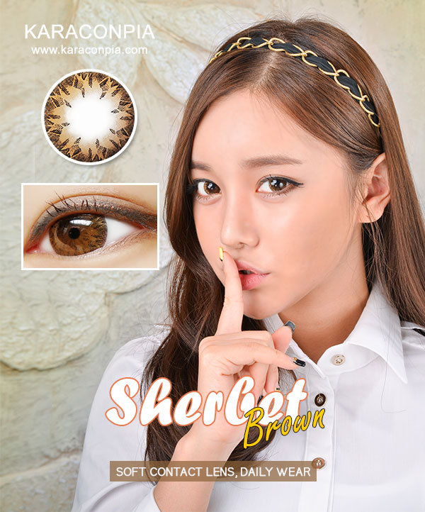 (CRAZY SALE) シャーベットブラウン (Sherbet Brown) DIA 14.0mm (A157)