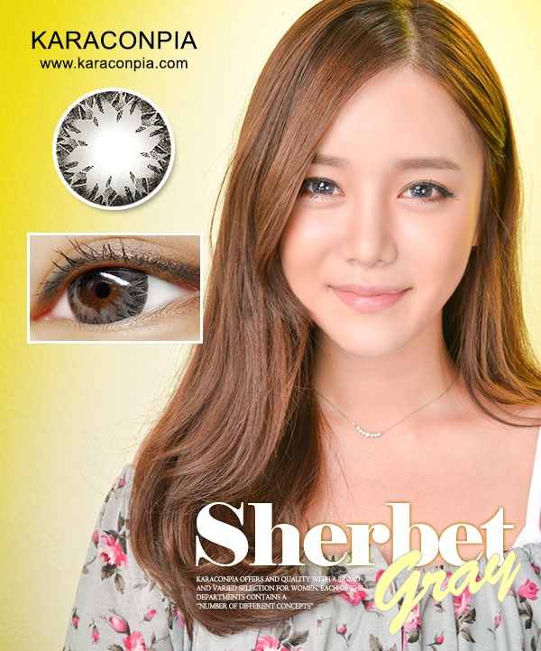 (CRAZY SALE) シャーベットグレー (Sherbet Gray) DIA 14.0mm (A163)