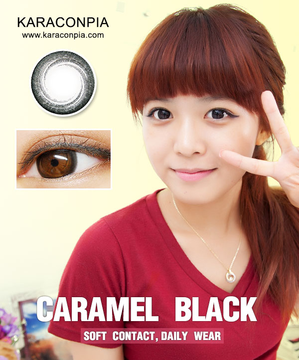 スピンブラック (Caramel Black) DIA 14.0mm (A181)
