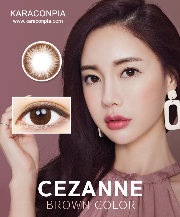 (CRAZY SALE) セザンヌブラウン (Cezanne Brown) DIA 14.8mm (B023)