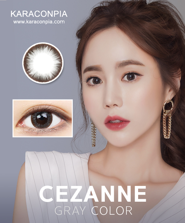 (CRAZY SALE) セザンヌグレー (Cezanne Gray) DIA 14.8mm (B037)