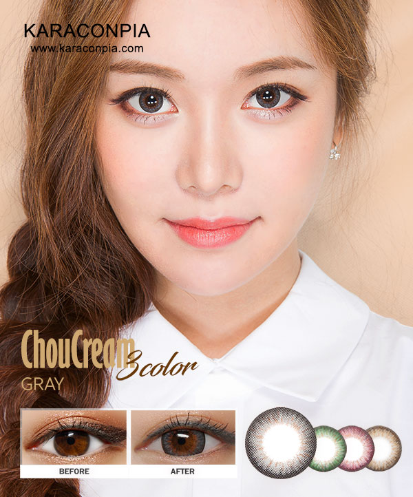 (CRAZY SALE) シュークリームスリーカラーグレー (Chou Cream 3Color Gray) DIA 14.0mm (B053)