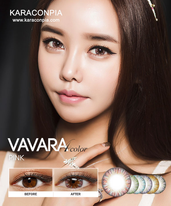(CRAZY SALE II) バーバラフォーカラーピンクポリポリ PolyPoly (Vavara 4Color Pink) DIA 14.5mm (B054)