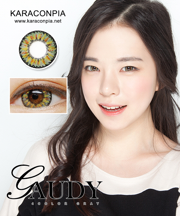 ガウディグレー (Gaudy Gray) DIA 14.8mm (B067)
