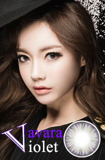 (CRAZY SALE) バーバラフォーカラーパープル ポリポリ PolyPoly (Vavara 4Color Violet) DIA 14.5mm (B194)
