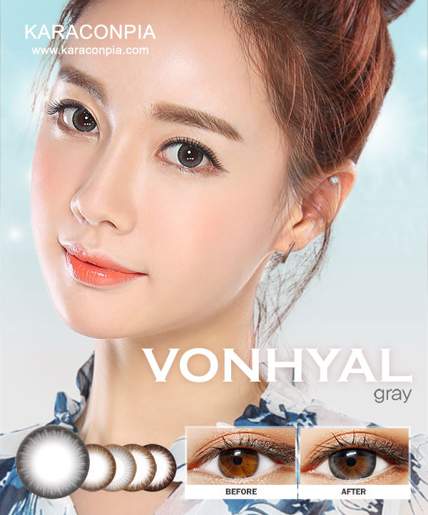 ヒアルグレー (Vonhyal Gray) DIA 14.2mm
