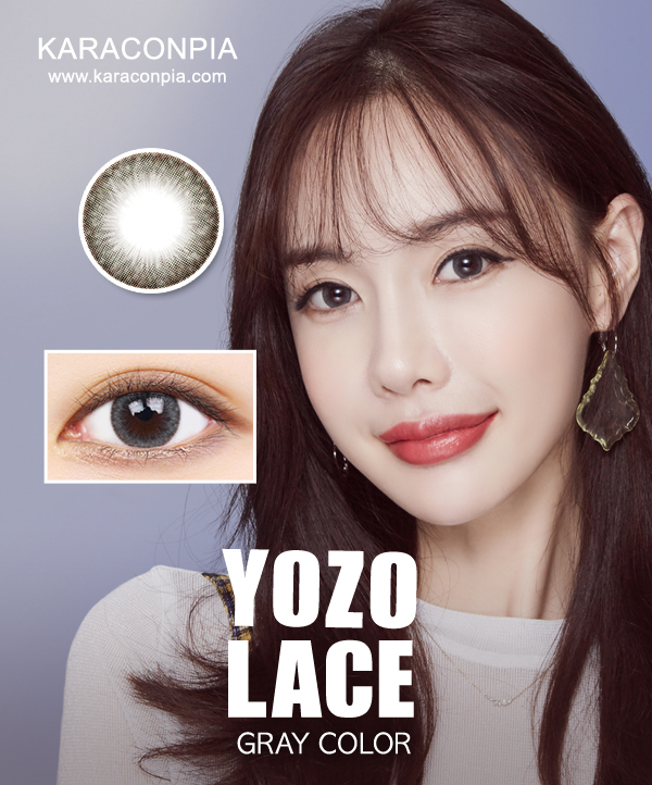 ヨゾレースグレー(Yozo Lace Gray) DIA 14.5mm