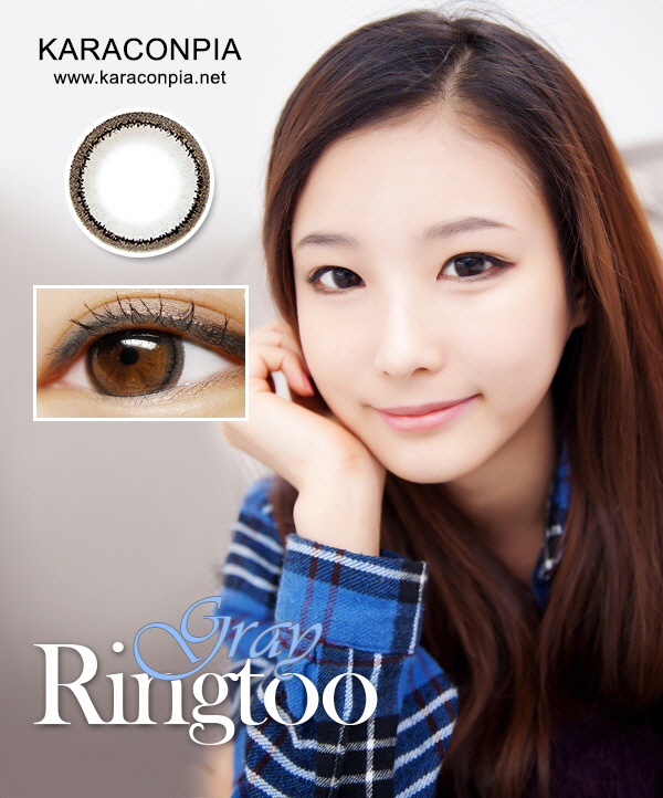 リングツーグレー (Ring Two Gray) DIA 14.0mm (A050)