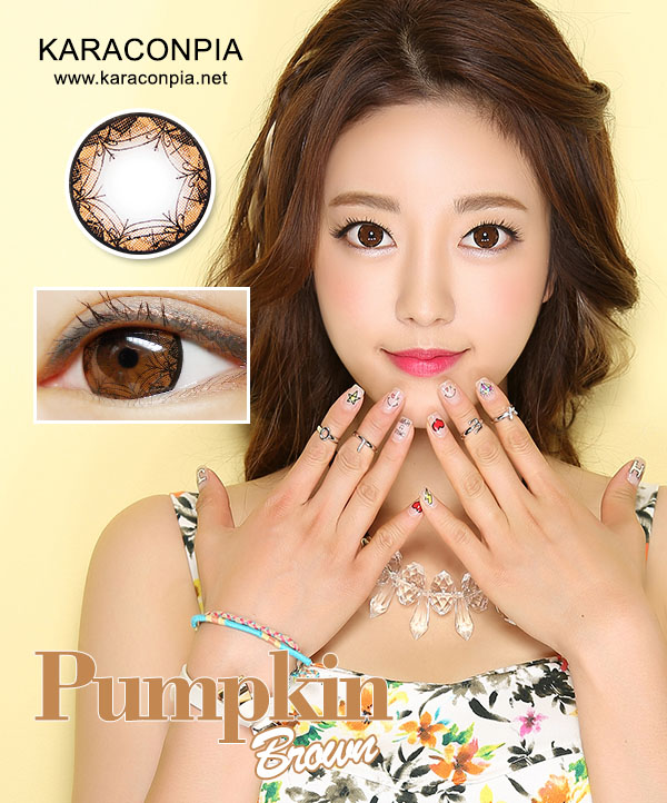 (CRAZY SALE) パンプキンブラウン (Pumpkin Brown) DIA 14.0mm (A002)
