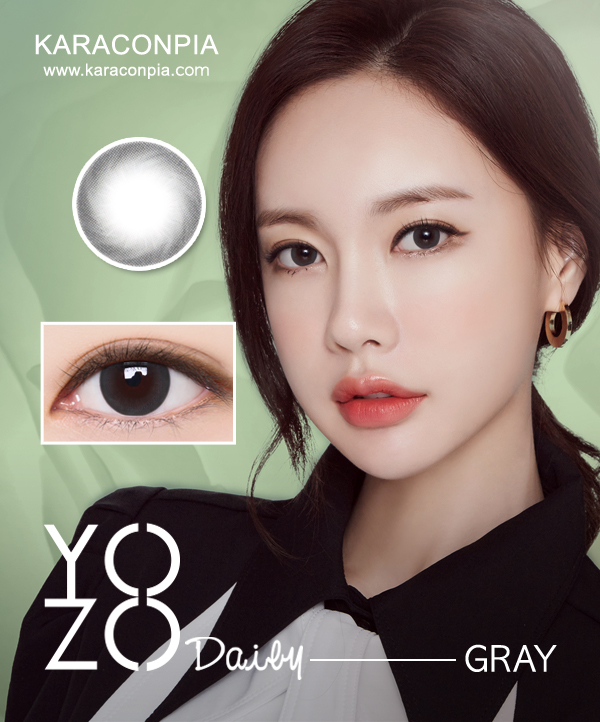 ヨゾデイリー グレー (YOZO daily Gray) DIA 14.2mm