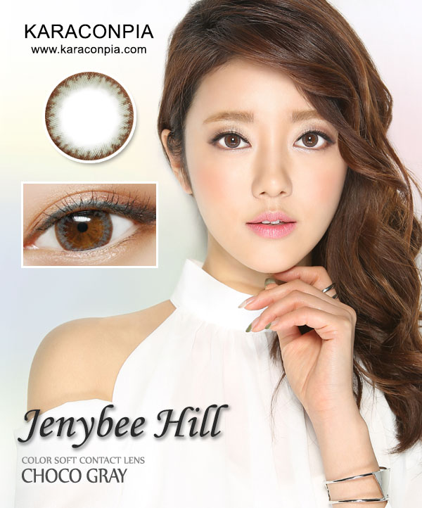ジェニービーヒルチョコグレー (Jennybee hill Chacole Gray) DIA 14.0mm (A138)