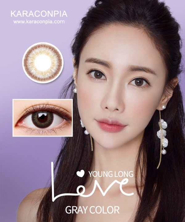 ヨンロンラブ グレー (YOUNGLONG LOVE Gray) DIA 14.0mm