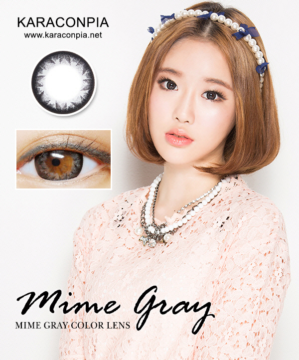 マイムグレー (Mime Gray) DIA 14.3mm (A093)