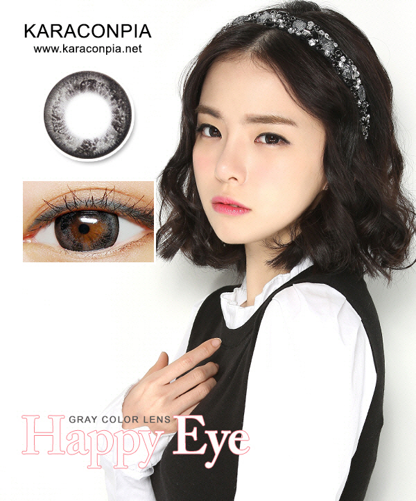 ハッピーアイグレー (Happy Eye Gray) DIA 14.3mm (A081)