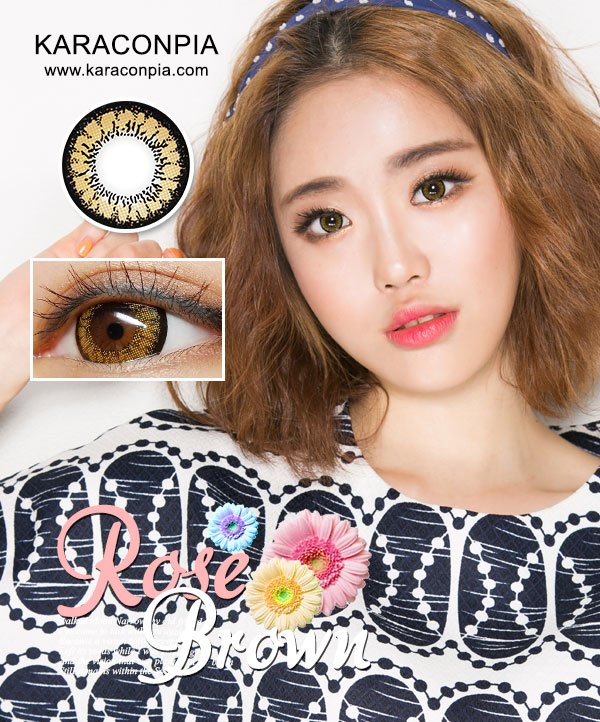 ローズブラウン (Rose Brown) DIA 14.1mm (A058)