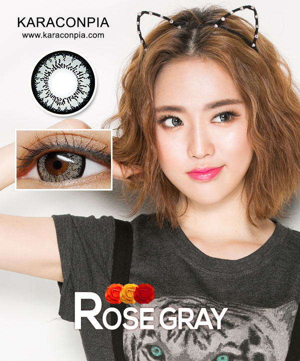 ローズグレー (Rose Gray) DIA 14.1mm (A064)