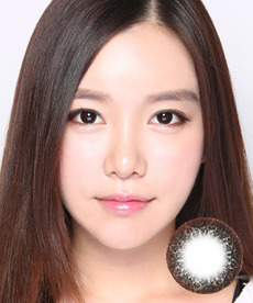 K-POP C ブラックチョコ (K-POP C black choco) 14.0mm  [0000B087]